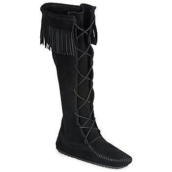 Minnetonka Marque Bottes  Front Lace...