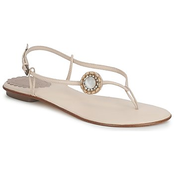 Chaussures Femme Sandales et Nu-pieds Slinks Katie Rose & Mowana Moon blanc