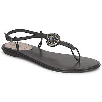 Chaussures Femme Sandales et Nu-pieds Slinks Katie Rose & Mowana Moon Black