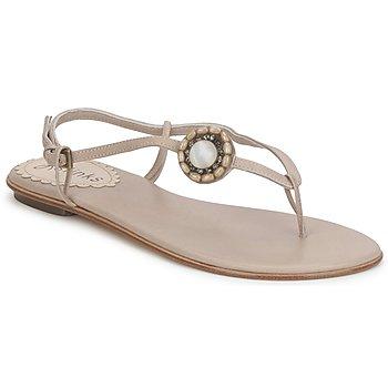 Chaussures Femme Sandales et Nu-pieds Slinks Katie Rose & Mowana Moon Truffle