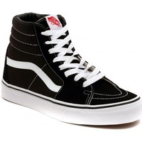 Chaussures Baskets montantes Vans SK8 HI BLACK
