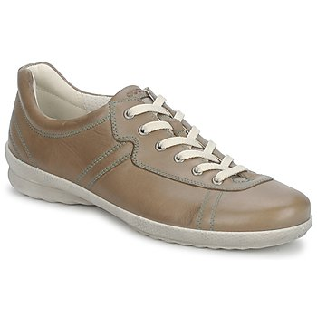 Chaussures Femme Derbies Ecco HILL LIGHT LACE OYSTER/MOON ROCK