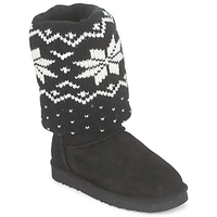 Chaussures Femme Bottines Love From Australia COZIE BLACK/WHITE