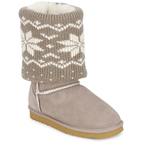 Chaussures Femme Bottines Love From Australia COZI STAR Beige
