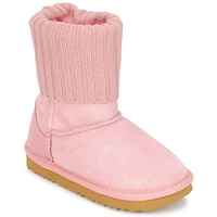 Chaussures Enfant Bottines Love From Australia KIDS COZI Rose