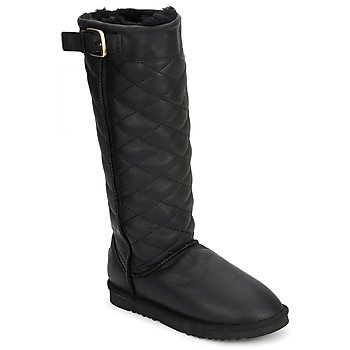 Chaussures Femme Bottes ville Love From Australia HUNTER NAPPA BLACK NAPPA