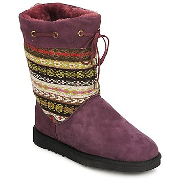 Chaussures Femme Bottines Love From Australia NAVAJO MULBERRY