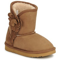 Chaussures Enfant Boots Love From Australia KIDS CUPID FLOWER CARAMEL