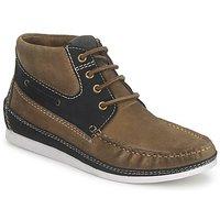 Chaussures Homme Baskets montantes Nicholas Deakins bolt Kaki