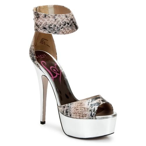 Chaussures Femme Sandales et Nu-pieds Lipsy KEISHA Natural Snake