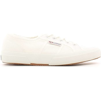 Chaussures Femme Baskets basses Superga S000010 Sneakers Femmes Blanc Blanc