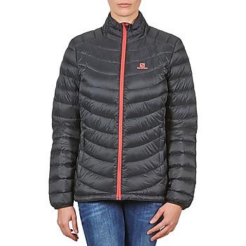 Manteaux Salomon Jacket HALO DOWN JACKET W BLACK Noir 350x350