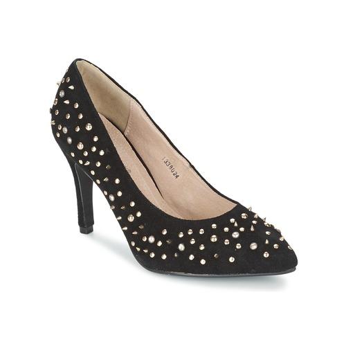 Chaussures Femme Escarpins Friis & Company DOROTHYLA Noir