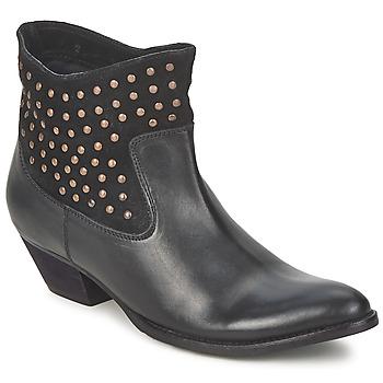 Bottines / Boots Friis & Company DUBAI FLIC Noir 350x350