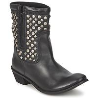 Chaussures Femme Boots Friis & Company DUBLIN JANI Noir