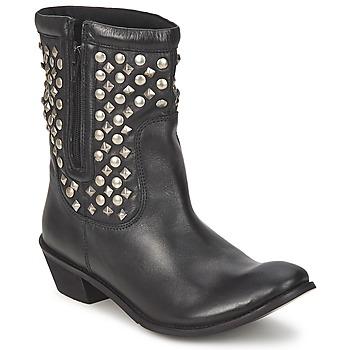 Bottines / Boots Friis & Company DUBLIN JANI Noir 350x350