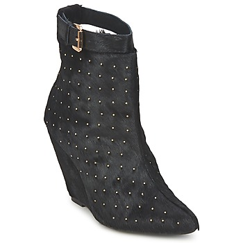 Bottines / Boots Friis & Company KANPUR Noir 350x350