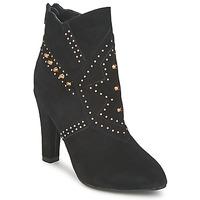 Chaussures Femme Bottines Friis & Company MIXA ERIN Noir