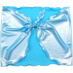 Jupes Princesse Ilou Paréo enfant bleu brillant Hina