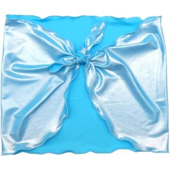 Vêtements Fille Jupes Princesse Ilou Paréo enfant bleu brillant Hina Bleu