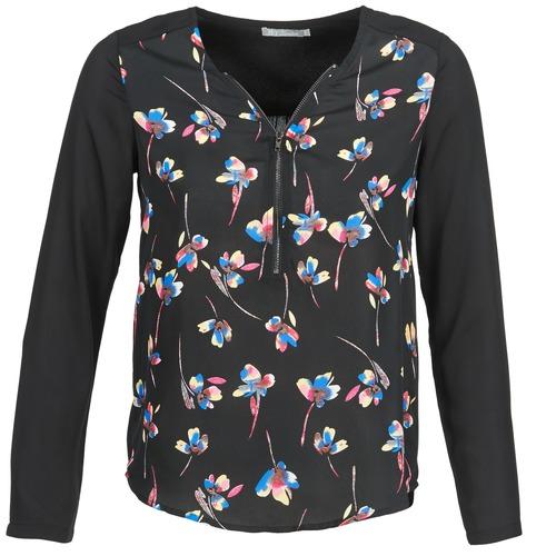 Vêtements Femme Tops / Blouses Betty London DLOVE Noir