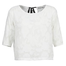 Vêtements Femme Tops / Blouses Betty London DEARTBEAT Blanc