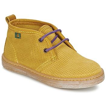 Chaussures Garçon Boots El Naturalista KEPINA Jaune