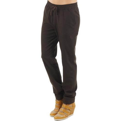 Brody FluidesSarouels Bensimon Pantalons Femme Marron dCrxBeo