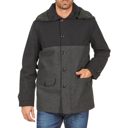Manteaux Aigle SHERPAFIELD Noir/gris 350x350
