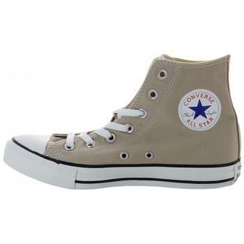 Chaussures Homme Baskets montantes Converse CT All Star Canvas Hi - 147130C  Beige