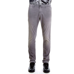 Chinos / Carrots Selected Pantalon Two Poul  Gris