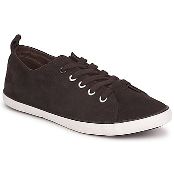 Chaussures Femme Baskets basses Banana Moon CHERILL Marron