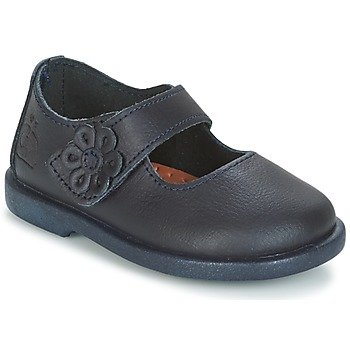 Chaussures Fille Ballerines / babies Citrouille et Compagnie MILSO Marine