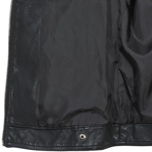 DUIR  Moony Mood  vestes en cuir / synthétiques  femme  noir