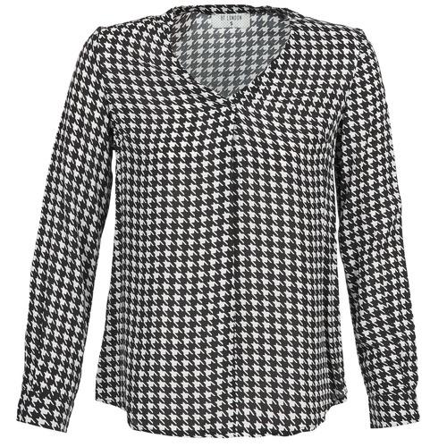 Vêtements Femme Tops / Blouses Betty London DAVI Pied de poule