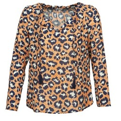Vêtements Femme Tops / Blouses Betty London DIDO Orange