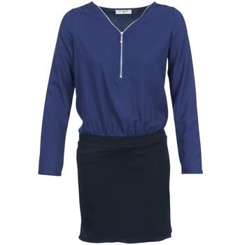 Robes Betty London DEYLA Noir / Marine 350x350