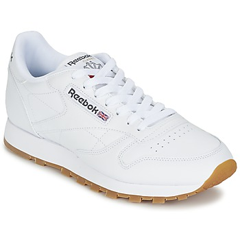 Baskets mode Reebok Classic CLASSIC LEATHER Blanc 350x350