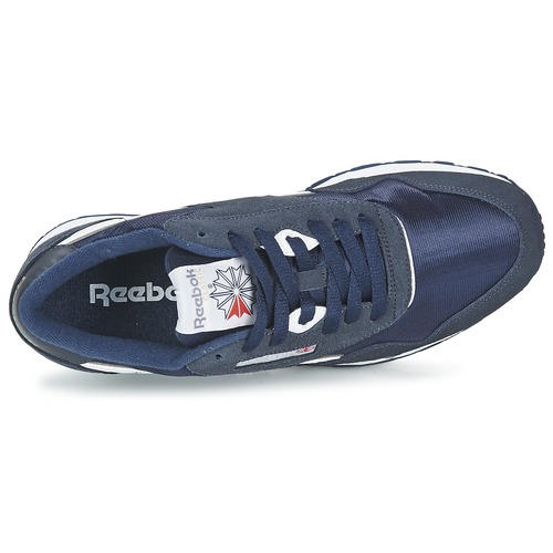 Reebok Bleu Homme Baskets Nylon Classic Basses Y76yfgvb