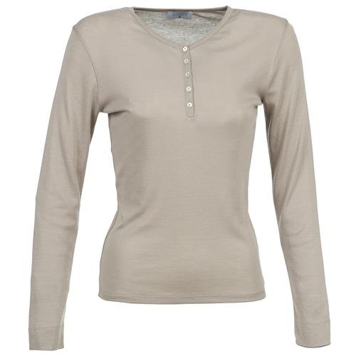 T-shirts & Polos Casual Attitude DORINE Taupe 350x350