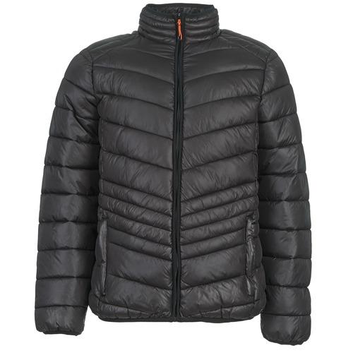Vêtements Homme Doudounes Yurban DALE Noir