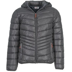 Vêtements Homme Doudounes Yurban DAVE Gris