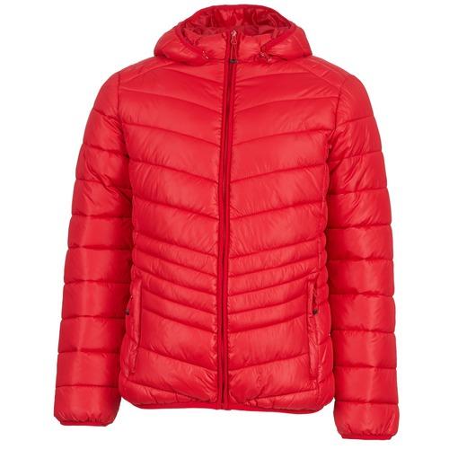 Vêtements Homme Doudounes Yurban DAVE Rouge