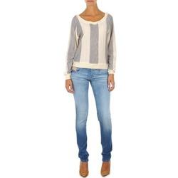 Vêtements Femme Jeans slim Diesel GRUPEE L.32 TROUSERS Bleu
