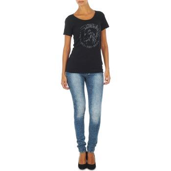 Jeans Diesel SKINZEE L.32 TROUSERS Bleu 350x350