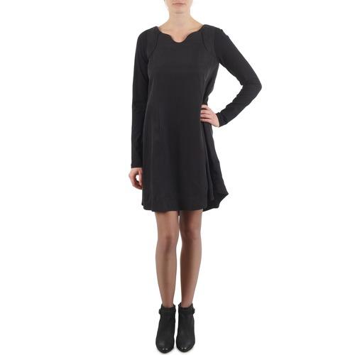 Vêtements Femme Robes courtes Diesel D-LUNA DRESS Noir