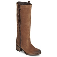 Chaussures Femme Bottes ville Betty London ELOANE Marron