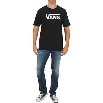NoirBlanc shirts Manches Vans Classic Courtes Homme Vêtements T j5AR4L