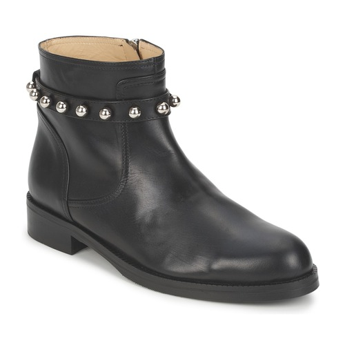 Chaussures Femme Boots Moschino Cheap & CHIC CA21102MOYCE0000 Noir