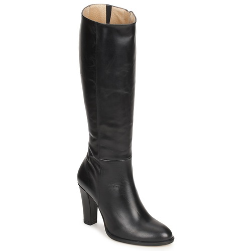 So Size ARDEIN Noir - Livraison Gratuite avec  - Chaussures Botte ville Femme